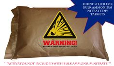 Bulk Ammonium Nitrate Site