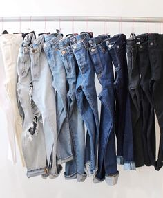 """17k Likes, 20 Comments - Urban Outfitters (@urbanoutfitters) on Instagram: """"Not into blue jeans? That's okay, @UOMontreal is giving you some options. #UODenim"""""""