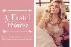 A Pastel Winter Lookbook - WindsorStore.com