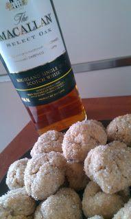Single Malt Scotch Whisky Cookies.