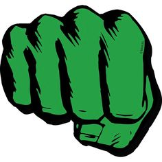 Hulk Fist Magnet
