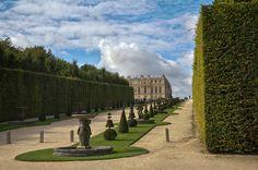 Parc du château de Versailles - France