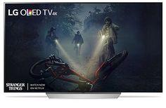 LG Electronics OLED65C7P 4K Ultra HD Smart TV, 65-Inch – 2017