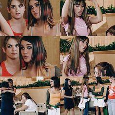 Mia y Roberta #Rebelde Role Models, Tv Shows, Mexico, Polaroid Film, Teen, Christian, Celebrities, Movie Posters, Netflix