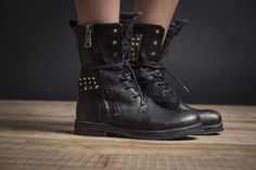 These boots were made for walking and more.