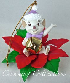 61 best Christmas Grolier Disney Ornaments images on Pinterest ...