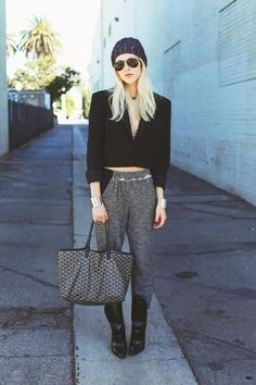 Best Outfit Ideas For Fall And Winter  50 Foolproof Black and White Outfits
