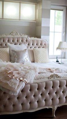 Chambre de princesse tête de lit!