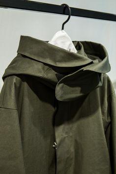 マッキントッシュ×ハイク(HYKE)、コラボレーションライン発表 - ジャケットやコートの写真12
