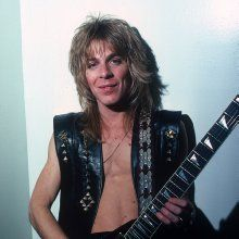 The late Randy Rhodes.