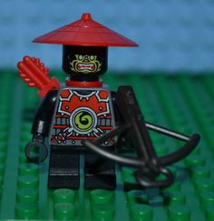 Lego Ninjago Scout Yellow Face Minifigure ninja 70500 70503 70505 NJO072 NUP #LEGO