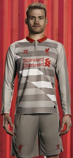 3b67978a2 New Liverpool Kit Warrior LFC Champions League Jersey