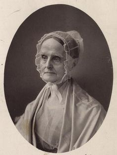 Lucretia Mott was a Quaker minister and protested injustices against women and slaves.