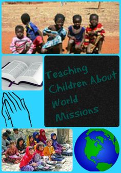Blogging Through the Alphabet: W is for World Missions - As We Walk Along the Road
