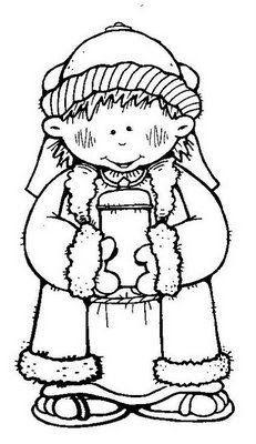 Los duendes y hadas de Ludi: Imágenes de Navidad Christmas Colors, Christmas Holidays, Christmas Ornaments, Colouring Pages, Coloring Sheets, Caim E Abel, Easy Felt Crafts, Christmas Applique, Spectrum Noir