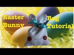 Plushie Tutorial: Easter Bunny Bag