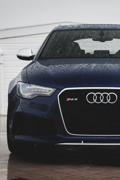 "envyavenue: ""Audi RS6 Avant | EnvyAvenue """