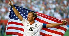 Former U.S. women's national team stars Abby Wambach and Mia Hamm have reached out to 8-year-old Mili Hernandez after hearing of her disqualification from a tournament in Nebraska because organizers thought she was a boy. Hernandez, one of the best players on the Omaha Azzuri Cachorros'...