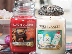 FREE Yankee Candles With Purchase!  #FREE #FREEbies #Candles #YankeeCandles