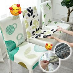 Hochzeitsdekore saal Hochzeitsdekore videos Decorate chair with a stylish cover! Dinning Room Chair Covers, Dining Chair Slipcovers, Living Room Chairs, Office Chair Covers, Kitchen Chair Covers, Chair Back Covers, Seat Covers For Chairs, Dinning Chairs, Sofa Covers