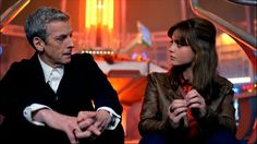 """Image for Doctor Who – Series 8 Trailer – """"Am I A Good Man?"""""""