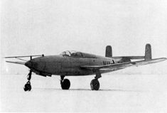 The first true jet fighter was the twin-engine Heinkel He-280, first flown 30 March 1941. The He-280 featured such advances as a tricycle landing gear and a compressed-air ejection seat, but its airframe belonged to the piston-engine era.