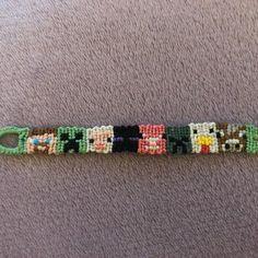 Alpha friendship bracelet pattern added by crouton. String Bracelet Patterns, Diy Bracelets Patterns, Diy Bracelets Easy, Thread Bracelets, Embroidery Bracelets, Cute Bracelets, Bracelet Designs, Beaded Bracelets, Diy Crafts Jewelry