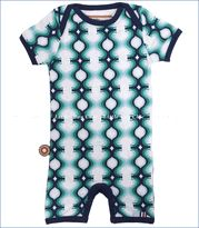 4 Funky flavours delivers on their name - we love this funky romper!