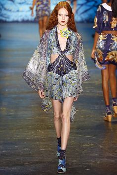 Anna Sui, Look #21
