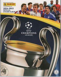 SoccerGaga.com - 2014/2015 Champions League Panini Stickers - Album, $12.99 (http://www.soccergaga.com/2014-2015-champions-league-panini-stickers-album/)