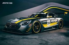 """AMG GT3 """"The Track Monster"""