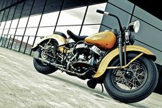 """James Roper-Caldbeck runs Customs From Jamesville, a small Harley workshop in Copenhagen, Denmark. We've featured his flatheads before, but none can top the story attached to this army-spec WLC 750, the latest machine to roll out of his shop. """"In the 1940s, this WLC was pushed out of a plane somewhere over Europe,"""" says James.…"""
