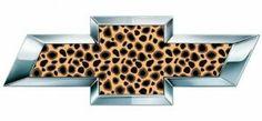 Leopard bow tie