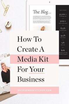 Ever wonder how to create a media kit for your business and stuck on where to start? Grab Jenna Kutcher's template and be on your way to becoming an influencer and charging the rates you deserve today. Small Business Marketing, Business Branding, Online Business, Branding Kit, Kit Media, Babe, Online Marketing, Media Marketing, Marketing Ideas