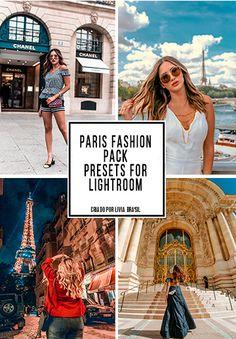 Produtos | Livia Brasil | Presets Milan Instagram, Story Instagram, Instagram Feed, Presets Do Lightroom, Lightroom Gratis, Photography For Beginners, Vsco Filter, Insta Story, Chanel
