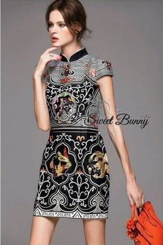 cc92c885fbca1 18 Best qipao images | Chinese dresses, Chinese clothing, Asian Fashion