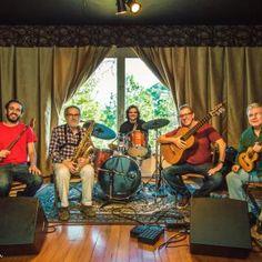 BOM LAZER_RJ - Quinteto instrumental Taruíra nesta quarta no Rio Scenarium - Bom Lazer - Seu fim de semana começa aqui