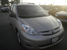 2008 Toyota Sienna LE in Bakersfield, CA- 10095950 at carmax.com