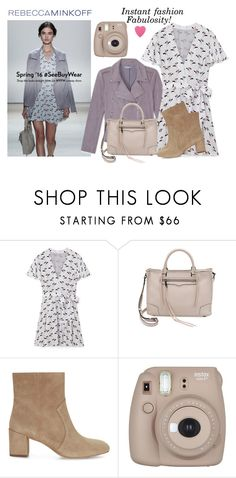 """""""Rebecca Minkoff Spring 16 - SeeBuyWear!"""" by hattie4palmerstone ❤ liked on Polyvore featuring Rebecca Minkoff, Sephora Collection, rebeccaminkoff, contestentry, seebuywear and rmspring"""