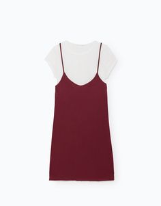 Lefties - vestido con camiseta - 0-681 - 05061349-I2016