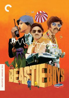 Beastie Boys Video Anthology from Criterion Collection. RIP Adam Yauch/MCA/Nathaniel Hornblower.