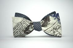 Mens Bow tie bow tie mens self tied  Ties and Accessories Camellucci, Italia  Width 5 / 12cm, Length 2,36 / 6cm  Material 100% cotton  Dry clean  S T A N D A R D - S H I P P I N G:  Standard shipping by Airmail ✉ USA, Canada, Australia: 1-3 weeks ✉ UK and European countries: 1-2 weeks ✉ Rest of the World: 2-3 weeks  P A Y M E N T:  We accept payment via PayPal, Credit Cards & Etsy Gift Cards