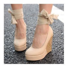 I love me some espadrilles, especially with cute flirty skirts!
