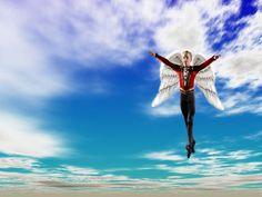 Aran flying