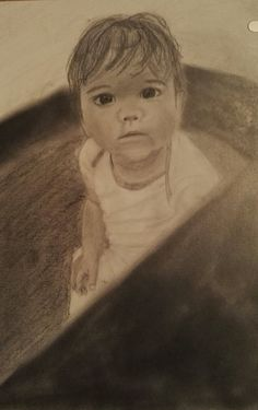 Cukorborsó :) - graphite drawing