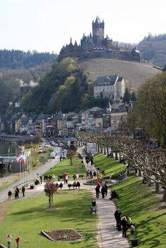 Cochem, Rhineland-Palatinate, Germany | by Jim Skreech