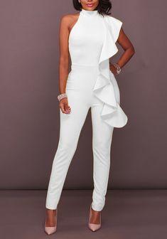 braut trägt damen overall anstelle von kleid bekleidung für bräute elegant und untypisch mit einzigartigem stil glänzen