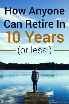 How Anyone Can Retire In 10 Years (Or Less!) Identifying your values and building enough wealth to live by them is the key to financial freedom. Learn how to succeed in creating both financial independence and freedom so you can retire early and securely. Retirement Advice, Saving For Retirement, Early Retirement, Retirement Planning, Retirement Funny, Retirement Cards, Retirement Savings Plan, Financial Goals, Financial Planning