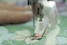 How to Free-Motion Quilt with the BERNINA Stitch Regulator (a.k.a. BSR): FREE Video Tutorial.