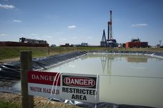 EPA failing to regulate disposal of toxic fracking and gas, oil ...
